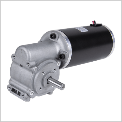 Brush Motor with gearbox