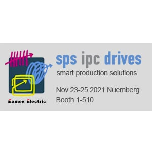Welcome to SPS/IPC Drives in Nuernberg 2021